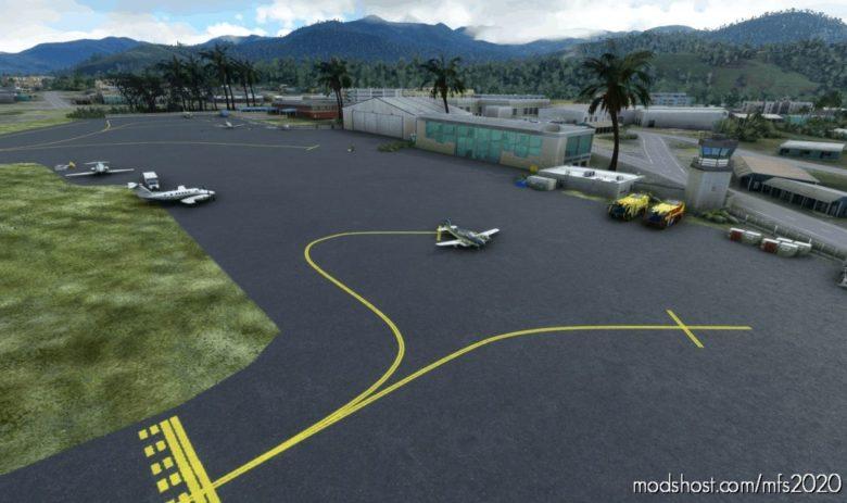 Ayga Goroka V1.2 for Microsoft Flight Simulator 2020