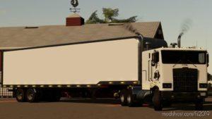 TLX 48FT Enclosed Trailer for Farming Simulator 19
