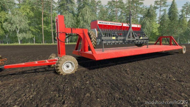 Transport Trailer MD for Farming Simulator 19