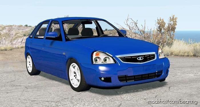 Lada Priora (2172) for BeamNG.drive