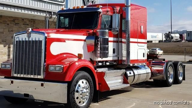 Kenworth W900 Lite Truck [1.39.X] for American Truck Simulator