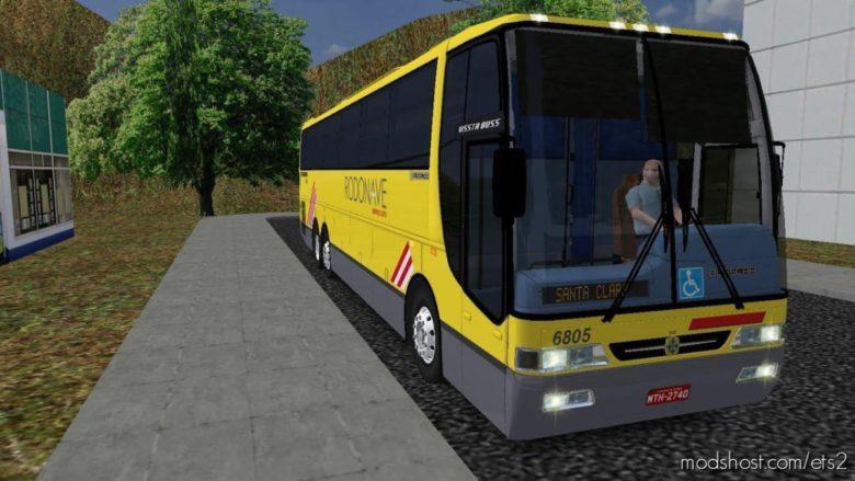 Vistabuss 1999 6×2 [1.39] for Euro Truck Simulator 2