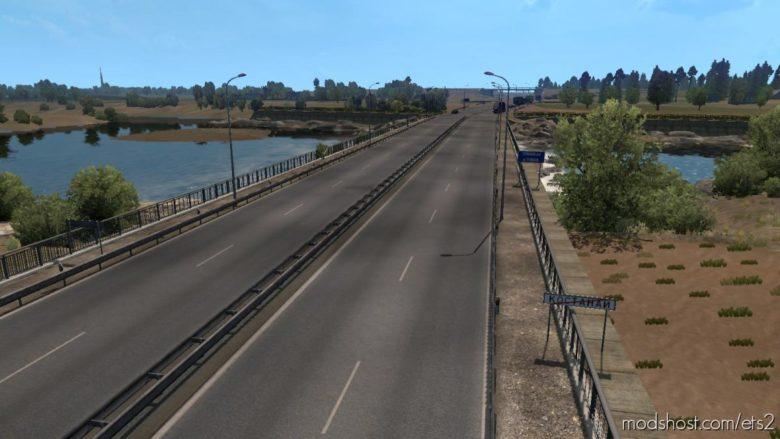 Great Steppe V2.0 [1.39] for Euro Truck Simulator 2