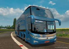 Marcopolo G7 1800 DD V1.1 for Euro Truck Simulator 2