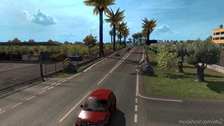 Viva Malta V0.9 [1.39] for Euro Truck Simulator 2
