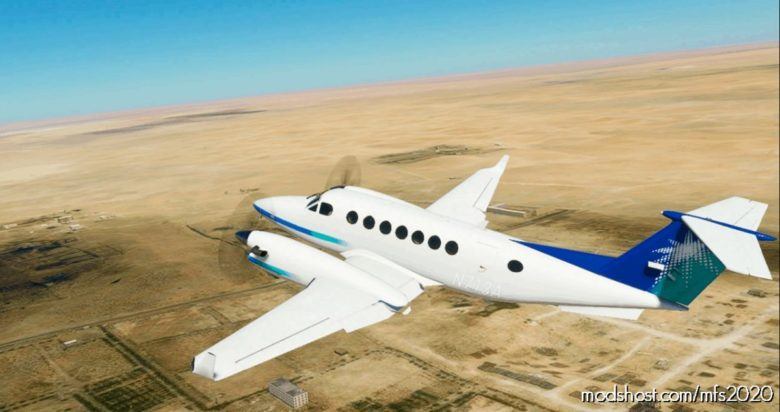 Saudi Aramco (N713A) for Microsoft Flight Simulator 2020