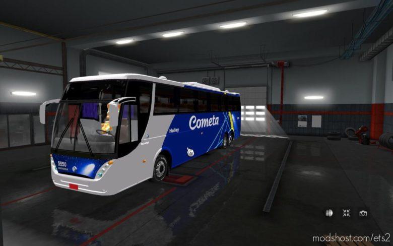 Caio Giro 3600 V1.1 [1.39] for Euro Truck Simulator 2