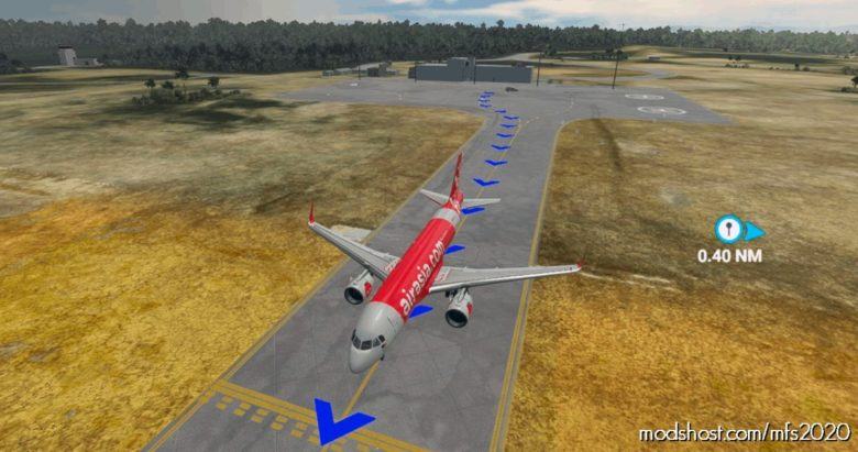 Muara Bungo Airport (Wijb) for Microsoft Flight Simulator 2020
