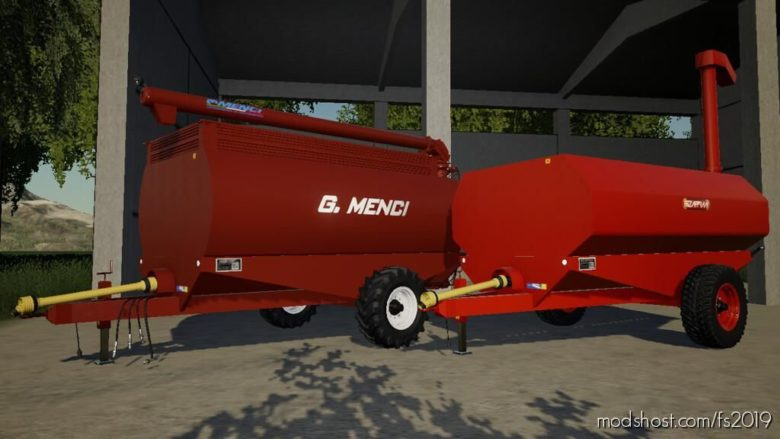 Italian Auger Wagon Pack for Farming Simulator 19