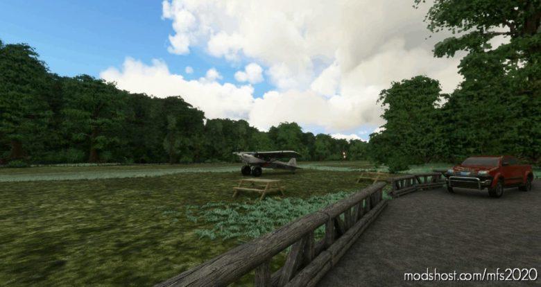 Watoga AIR Field for Microsoft Flight Simulator 2020