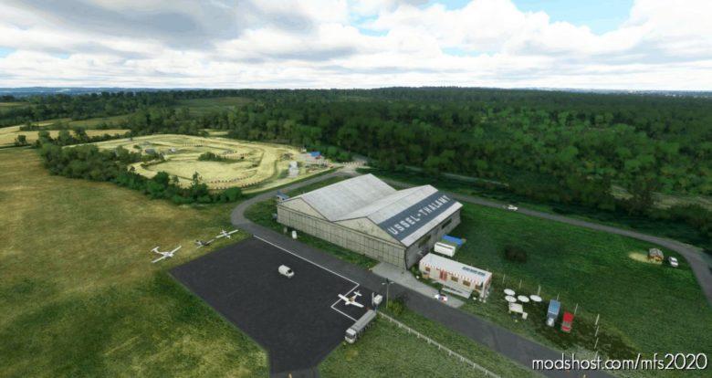 Lfcu – Ussel – Thalamy for Microsoft Flight Simulator 2020