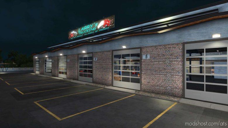 Larry's Garage for American Truck Simulator