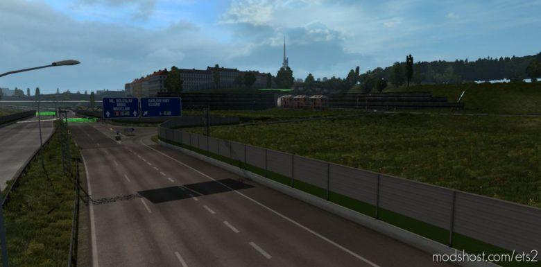 Projekt Cesko V0.3 – A Better Czechia for Euro Truck Simulator 2