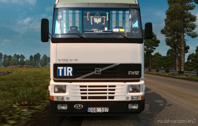 Volvo FH12 [1.39] for Euro Truck Simulator 2