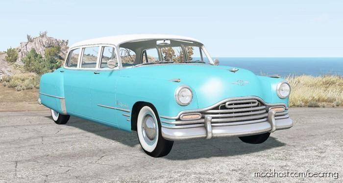 Burnside Special Limousine V1.2 for BeamNG.drive