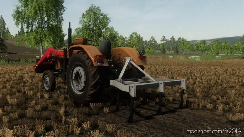 Lizard AS2 for Farming Simulator 19