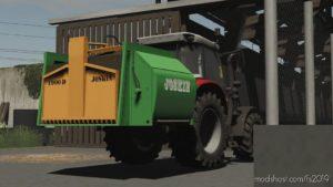 Joskin 1900D for Farming Simulator 19