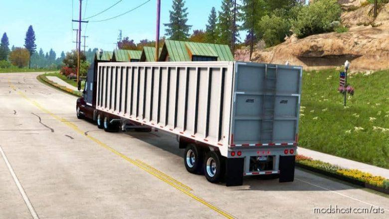 Ownable Ti-Brook Scrap Tipper Trailer [1.39.X] for American Truck Simulator
