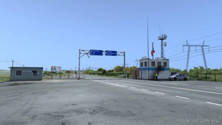 Sibirmap V2.1.0 [1.39] for Euro Truck Simulator 2