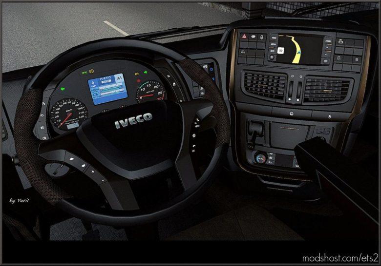 Interior Iveco Hi-Way for Euro Truck Simulator 2