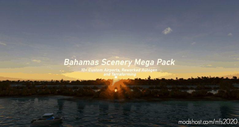 Bahamas Scenery Mega Pack V1.1 for Microsoft Flight Simulator 2020