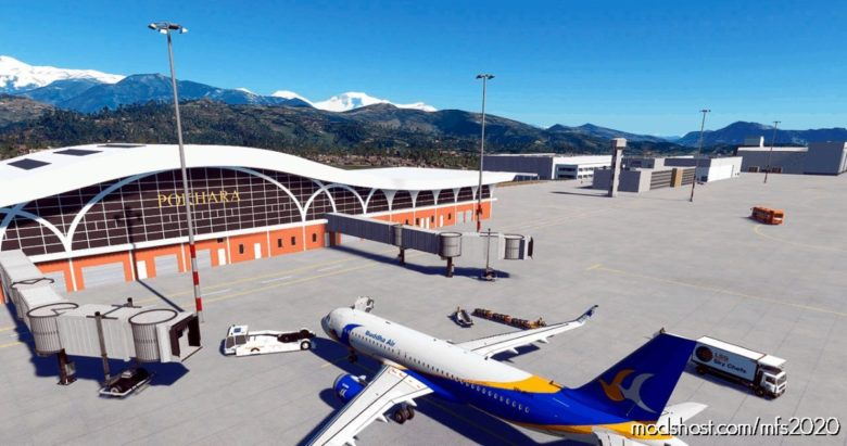 Buddha AIR for Microsoft Flight Simulator 2020