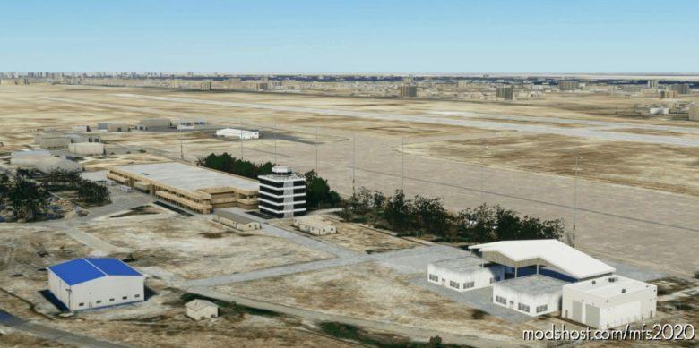 Abadan International Airport (Oiaa) for Microsoft Flight Simulator 2020