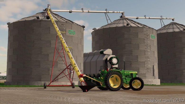John Deere 6010 Series Open Station for Farming Simulator 19