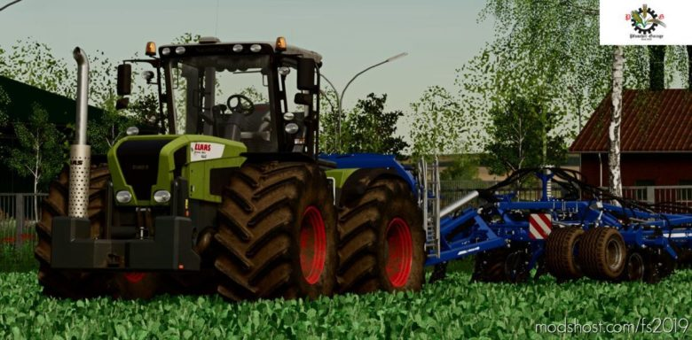Kockerling Terraland 550 for Farming Simulator 19