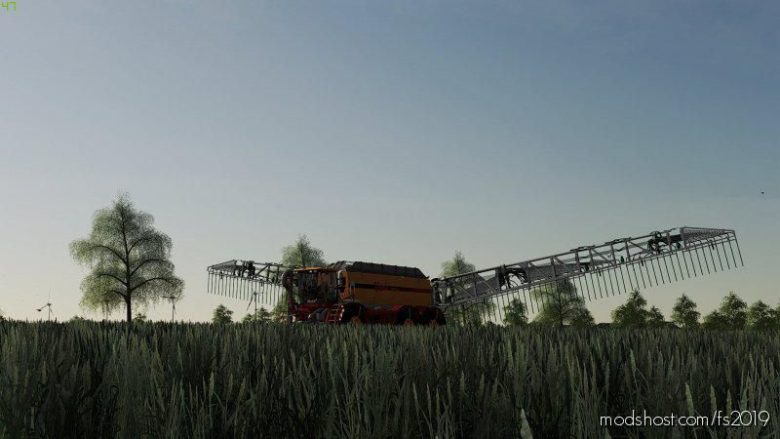 Samson SBH4 for Farming Simulator 19