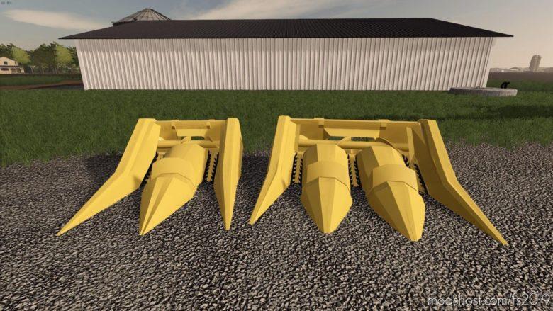 Pulltype Earlage Headers for Farming Simulator 19