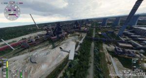 Huta Katowice for Microsoft Flight Simulator 2020