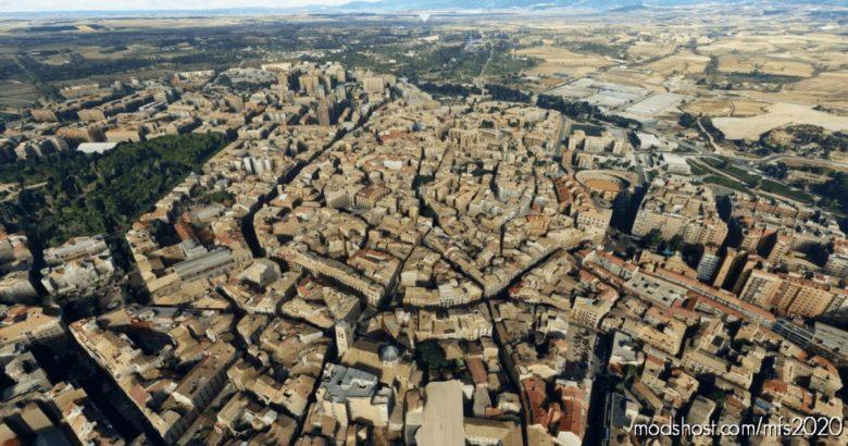 Huesca, Aragón, Spain for Microsoft Flight Simulator 2020