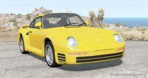 Porsche 959 1987 for BeamNG.drive