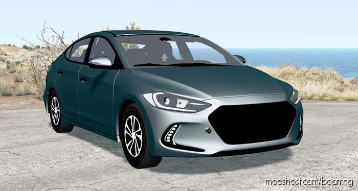 Hyundai Elantra (AD) 2017 for BeamNG.drive