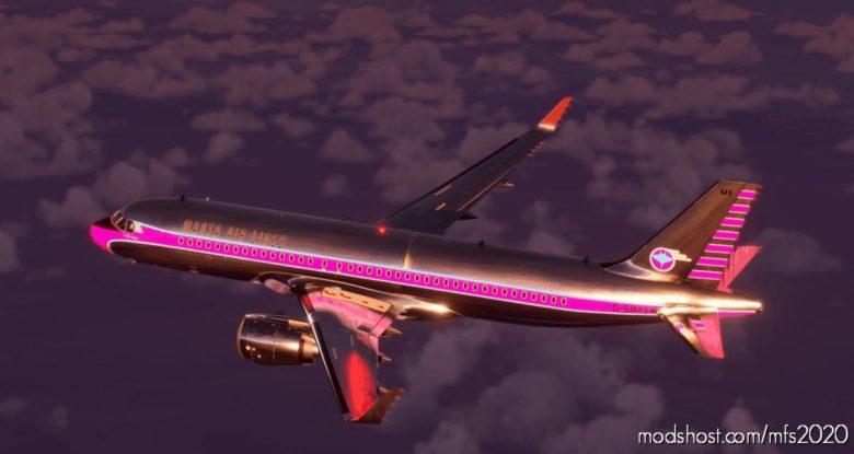 A320 Manta Classic for Microsoft Flight Simulator 2020