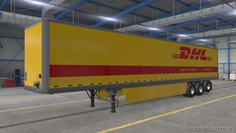 USA Company Trailer Pack [1.39.X] for American Truck Simulator