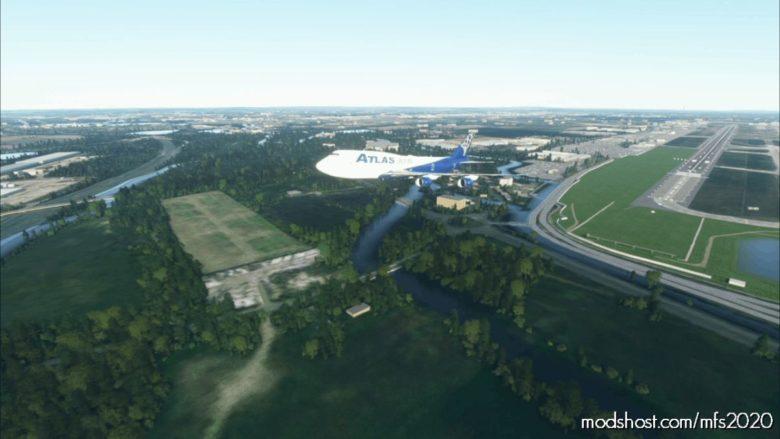 Atlas AIR Cargo B747-8I for Microsoft Flight Simulator 2020