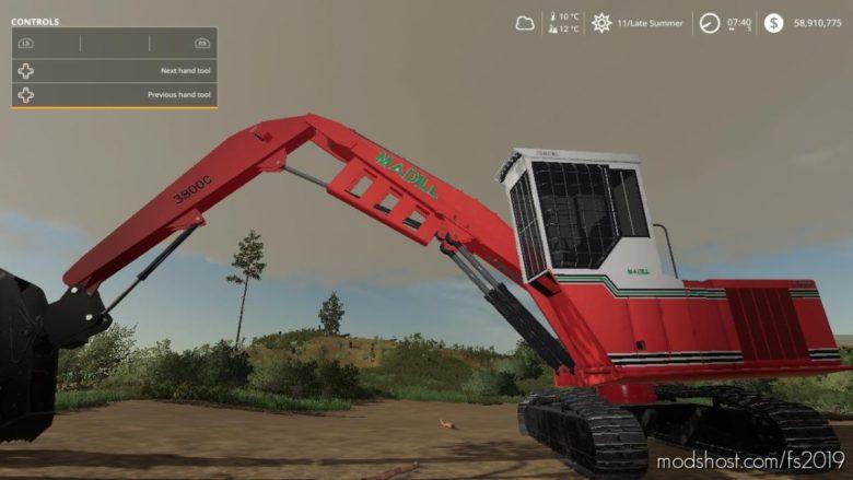 Madill 2850C for Farming Simulator 19