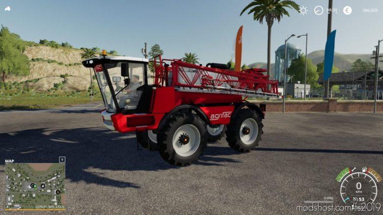 Agrifac Condor Converted for Farming Simulator 19