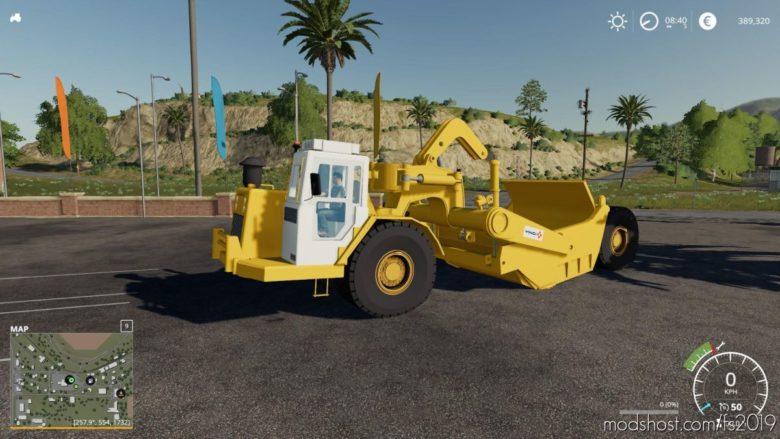Scraper Vinci for Farming Simulator 19