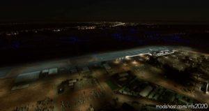 Ypdn – Darwin International Airport (Light Enhancement) for Microsoft Flight Simulator 2020