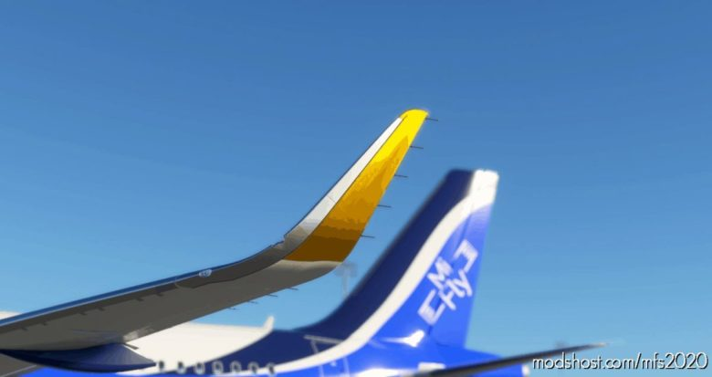 Mifly Alpha Livery (Read Description) for Microsoft Flight Simulator 2020