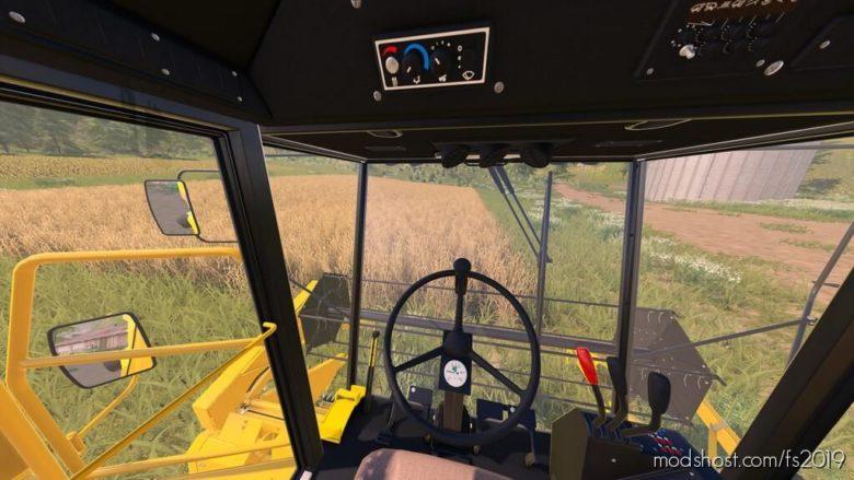 Inside Camera Zoom for Farming Simulator 19