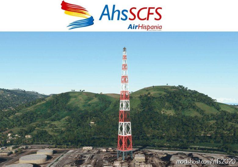 Antennas (Spain) for Microsoft Flight Simulator 2020