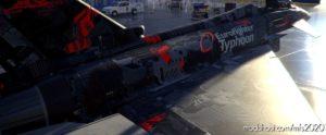 Eurofightertyphoon-Livery Racing2 for Microsoft Flight Simulator 2020