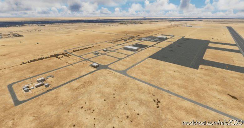 Merowe Hsmn (Airport & Lights Enhancement) V1.1 for Microsoft Flight Simulator 2020