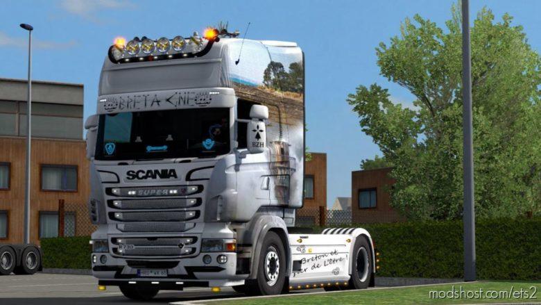 Bretagne Skinpack for Euro Truck Simulator 2
