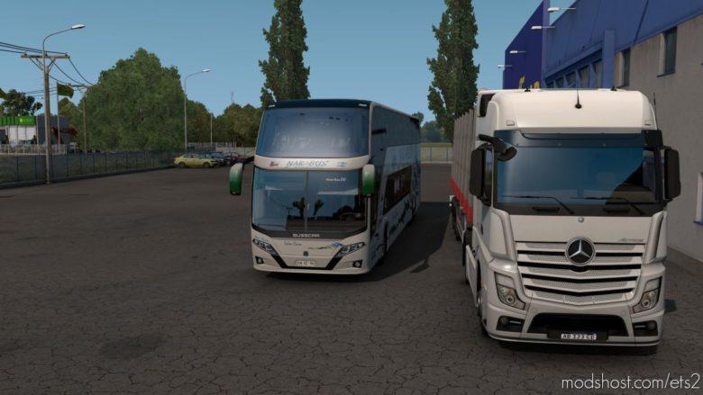 Busscar Vissta V1.5 [1.39.4.5S] for Euro Truck Simulator 2