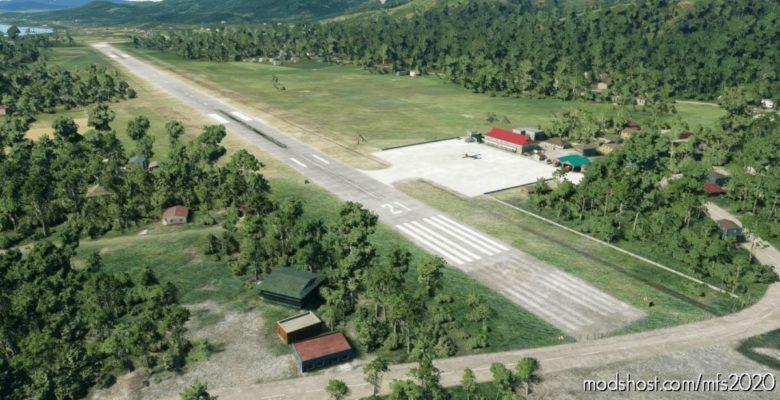 Tugdan Airport / Romblon Airport (Rpvu) for Microsoft Flight Simulator 2020